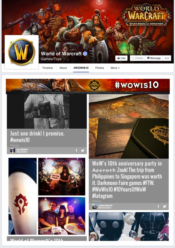 6 World of Warcraft