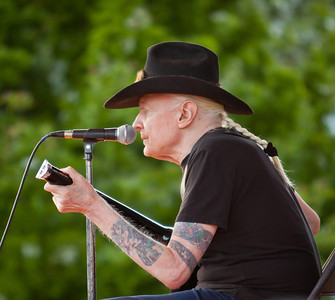The Legendary Rocker, Johnny Winter