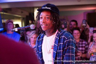 Wiz Khalifa - CBS Radio Downtown Soundhouse - Life Is Beautiful 2017 - Las Vegas, NV