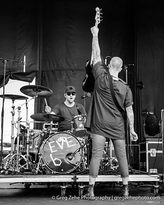Eve 6 at Bite of Las Vegas - Las Vegas, NV - September 9, 2017