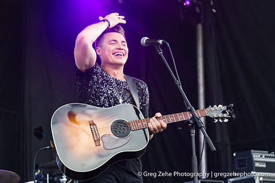 Shawn Hook at Bite of Las Vegas - Las Vegas, NV - September 9, 2017