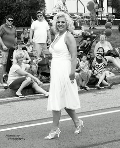 Marilyn Monroe Tribute artist