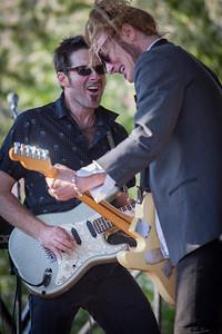 Mike Gladstone & Tommy Brunett