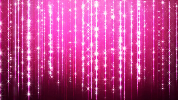 Sparkling Curtain