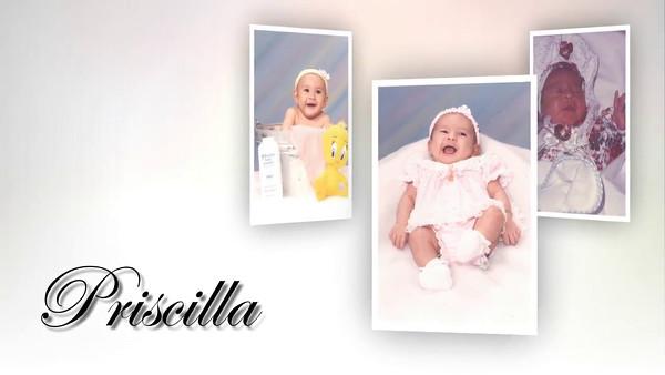 Priscilla's Montage