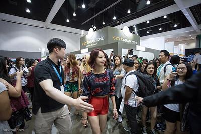 Sistar at KCON 2015