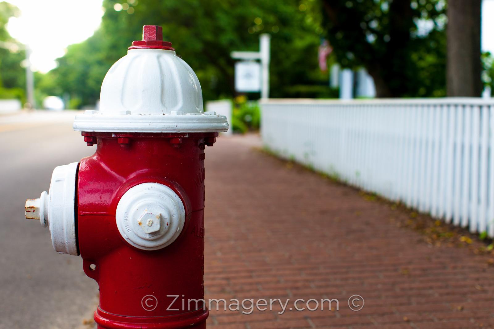 Fire Plug, Martha's Vineyard