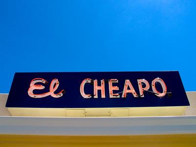 Storefront, Marfa, Texas