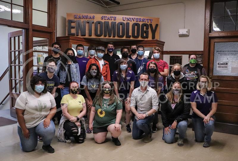 Entomology Club Photo<br /> (Macey Franko   Collegian Media Group)