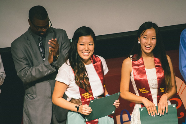Entrada Graduation 2014