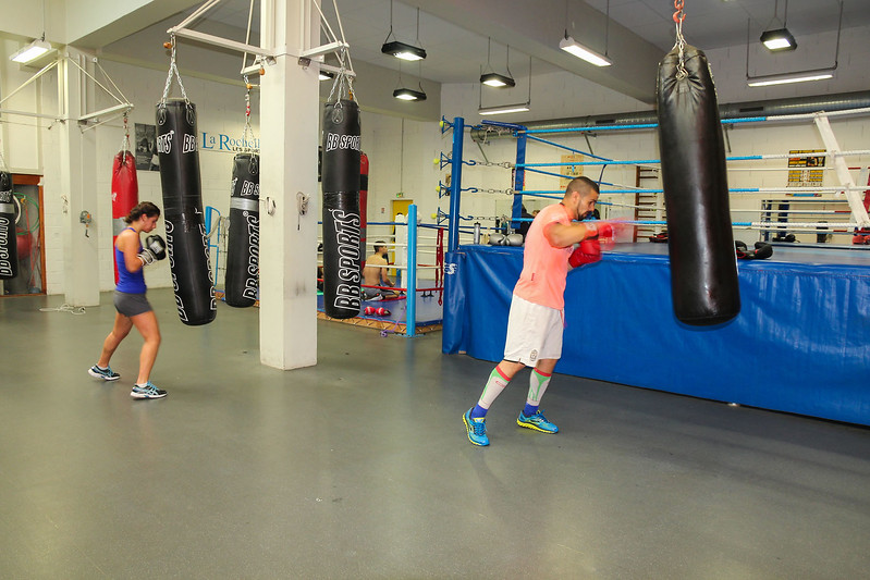 Training Boxing  -  La Rochelle