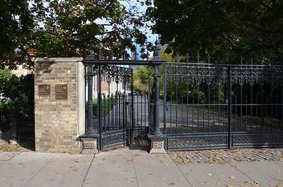 Fort York Armoury. Toronto, Ontario.