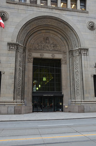 The Canadian Bank of Commerce. Toronto, Ontario.