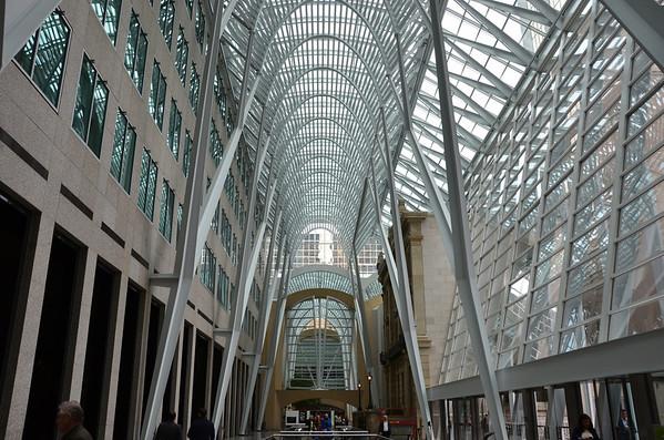 Brookfield Place. Toronto, Ontario.
