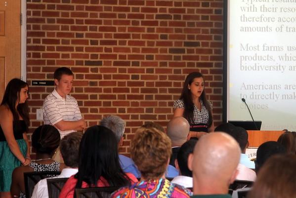 Young Scholars Program Presentation
