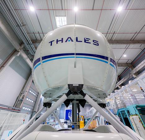 Simulateur Reality-H  © 2020 Alexandre - LIGHT EX MACHINA / THALES, Tous droits réservés.