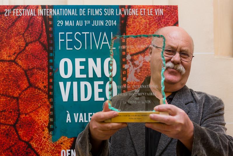 Festival oenovidéo à Valencay et Paris, 2014.  Tous droits réservés LIGHT EX MACHINA