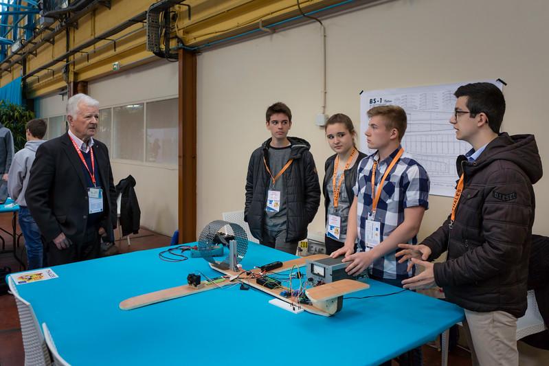 Reportage événement, Olympiades de Sciences de l'Ingénieur.  Tous droits réservés, LIGHT EX MACHINA