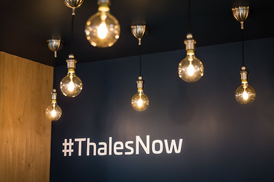 Paris Air Show, 17-20  juin 2019.  Photographic cover for the Thales company.  © 2019  Alexandre - LIGHT EX MACHINA , all rights reserved.