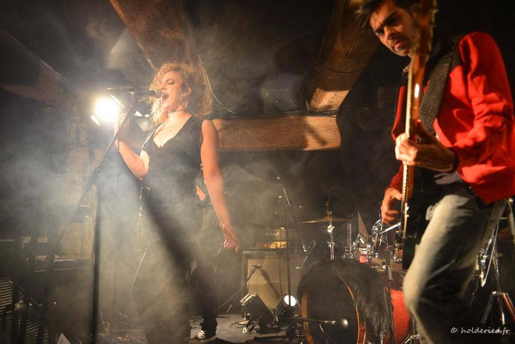 Photo de concert |  VOX sur scène en live - photographe evenementiel montpellier