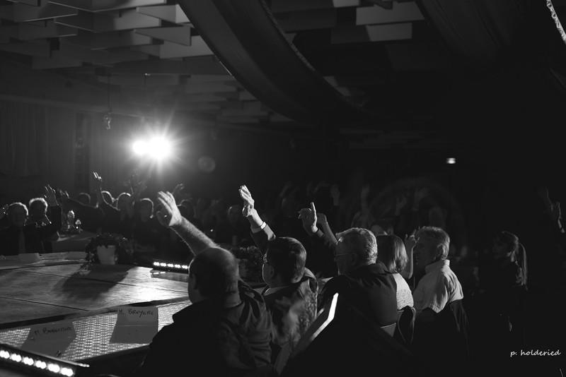 Photo de concert |  La salle de concert
