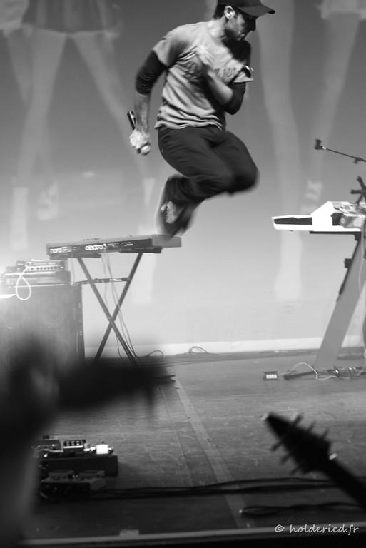 Photo de concert |  Pankstars sur scène en live - photographe evenementiel montpellier