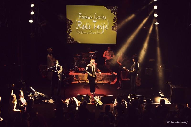Photo de concert |  Radio Tarifa sur scène en live