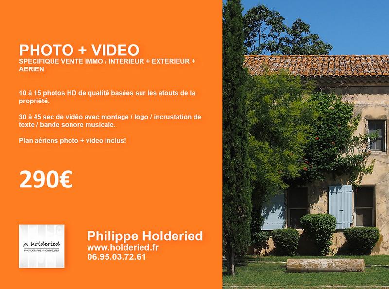 Photographe immobilier montpellier & Pilote de drone Montpellier : ph professionnel certifié
