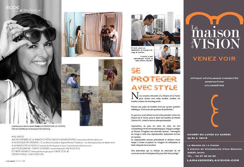 Editorial - Magazine L&Vie -