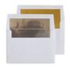 Foil Envelopes: Silver and Gold