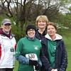 22nd Annual EnviRun 5k on Goat Island, Niagara Falls, NY April 21, 2012