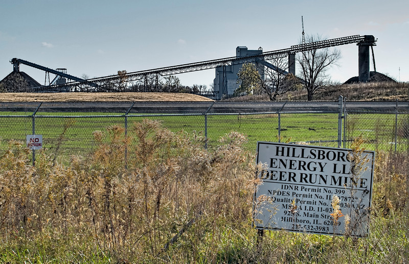 Deer Run Coal Mine uses coal mining practices such as longwall mining that destroy fertile farmland, as well as coal ash and coal slurry disposal methods that threaten the health of the communities, lands and waters.