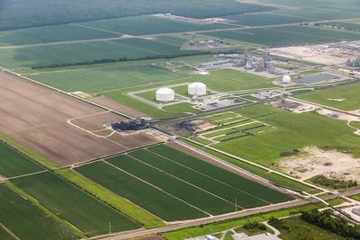 Coal or Coke  at the Marathon Petroleum Refinery