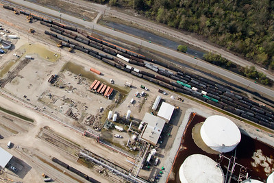 Stolthaven Terminal, Louisiana Chemical Leak, Trains