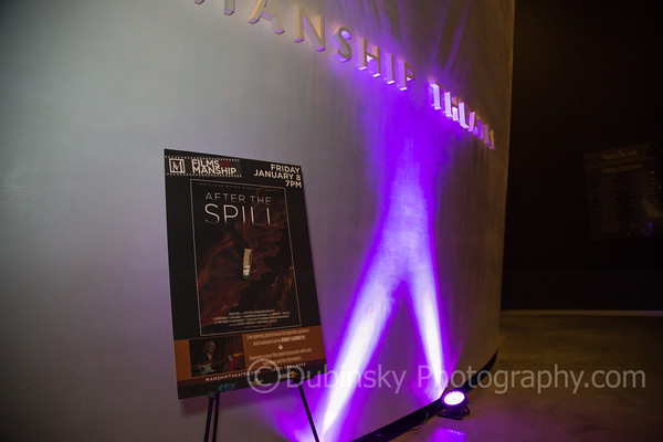 After the Spill (Manship Theatre)