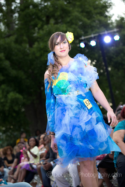 Aveda Catwalk For Water 2013