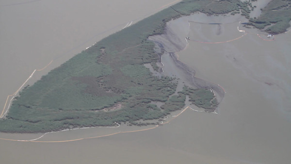 BP Oil Spill (DWH) Video Footage