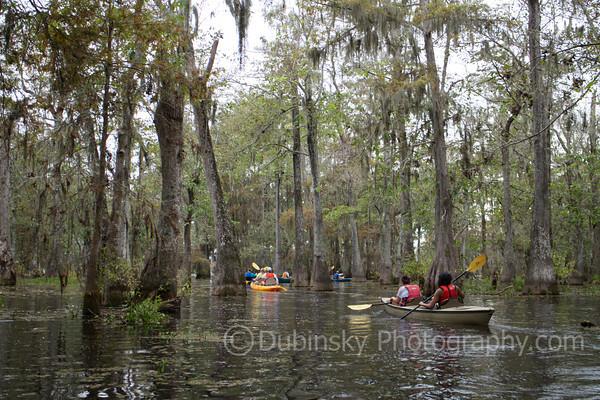 Basinkeeper Paddle - Lake Maring October 2013