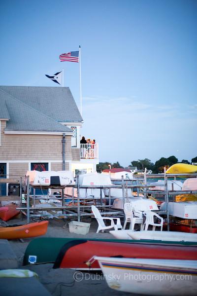 Massachusetts Coastline and Historical Sites