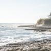 Natural Bridges State Beach Shoreline