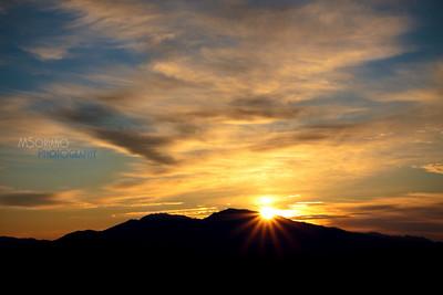 Mount Diablo Sunrise