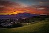 Mt Diablo Winter Sunrise