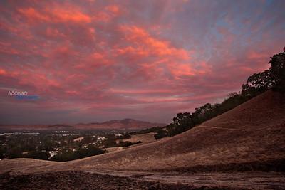 Early Fall Sunset 02