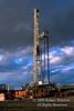 Oil Rig Near Rangely, Colorado, USA, North America