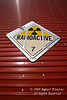Radioactive Container, Toxic Waste, Hazardous Waste, Radioactive Waste Disposal, US Ecology, Beatty, Nevada, USA, North America