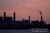 Pollution from Four Corners Power Plant, Coal Fired Power Plant near Farmington, New Mexico