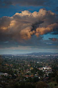 Bay Area Storm Clouds