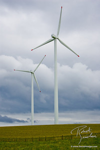 Wind Turbines Generating Renewable Power