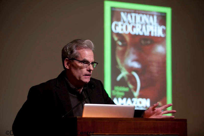 The Unconquered: In Search of the Amazon's Last Uncontacted Tribes<br /> <br /> Speaker(s): Scott Wallace