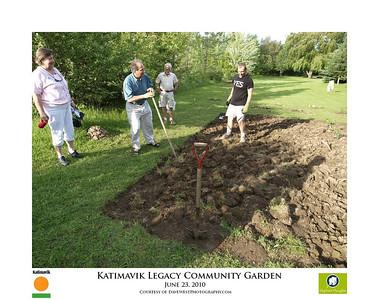 Katimavik Legacy Community Garden  1